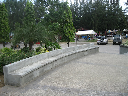 Danao City Hall and Plaza