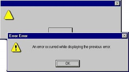amazing, funny errors