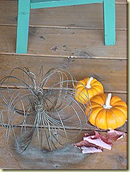 fall, porch, thrift finds 026
