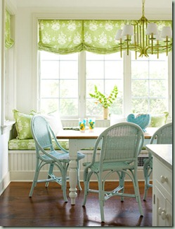 aqua chairs bhg