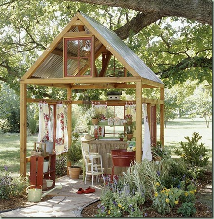 potting shed bhg