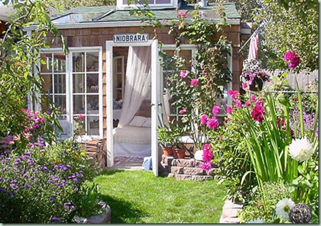 garden shed hgtv
