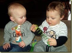 Gavin & Owen 3