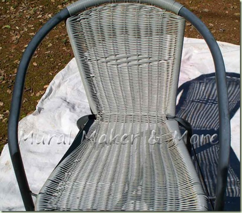 paint outdoor chairs 2