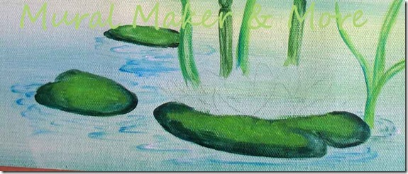 paint-Lily-pads-3