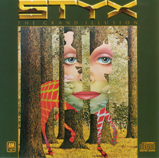 Styx - Grand Illusion
