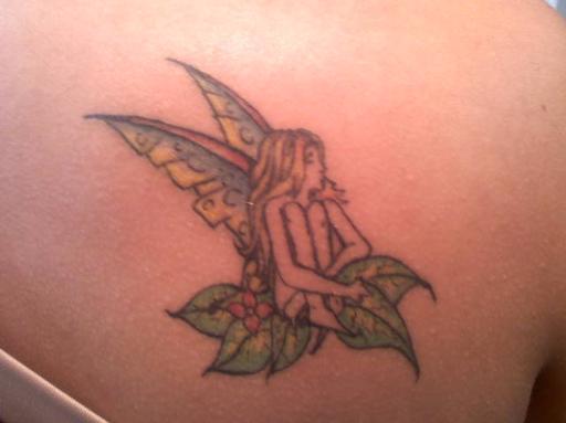 tatuagens lindas nas costas