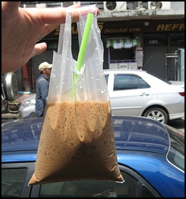 coffee in a bag