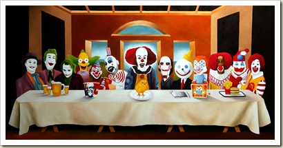 clowns_last_supper