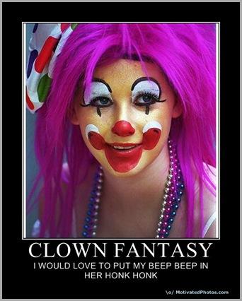Sexy? Clown?