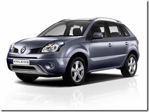 7.Renault Koleos Crossover