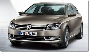 19.Volkswagen Passat
