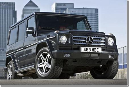 Mercedes Benz G Class 1