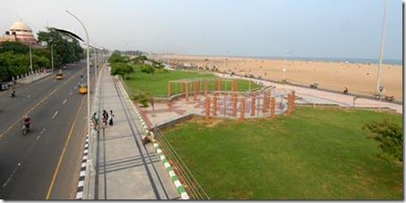 Marina Beach,India