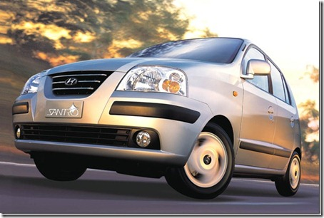 HyundaiSantro5LakhExport