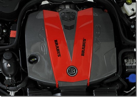 BRABUS-Mercedes-Benz-CLS-Class-engine