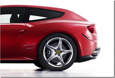Ferrari FF Quater View