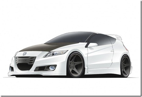 Honda-CR-Z-MUGEN-preview-design-sketches-Front