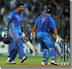 India Won The World Cup 2011 Pictures 3
