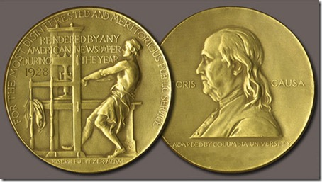 Pulitzer Prize Winners list 2011