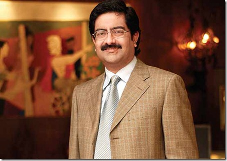 Kumar Mangalam Birla Net Worth In 2011