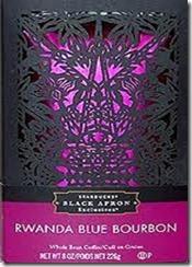 9. Starbucks Rwanda Blue Bourbon, Gatare-Karengera, Rwanda