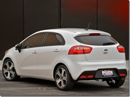 2012 New Kia Rio   Specification  Features   All U Want  Get It Now