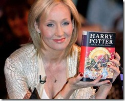 J.K Rowling Net Worth In May 2011