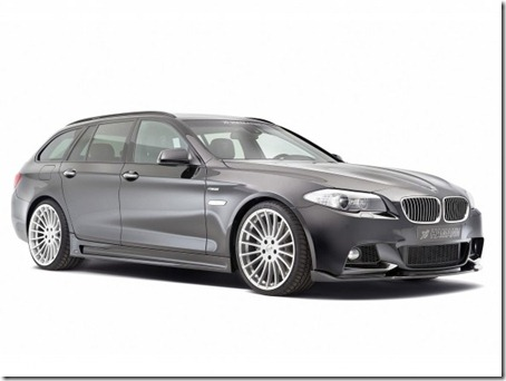 2011-Hamann-BMW-5-Series-Touring-F11-Front-Side