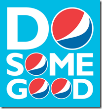 pepsi refresh logo do some good