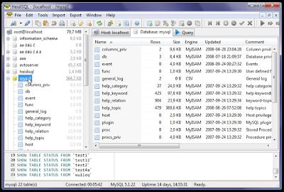 Mysql client windows