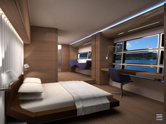 luxury catamaran franck darnet design new website online. Black Bedroom Furniture Sets. Home Design Ideas