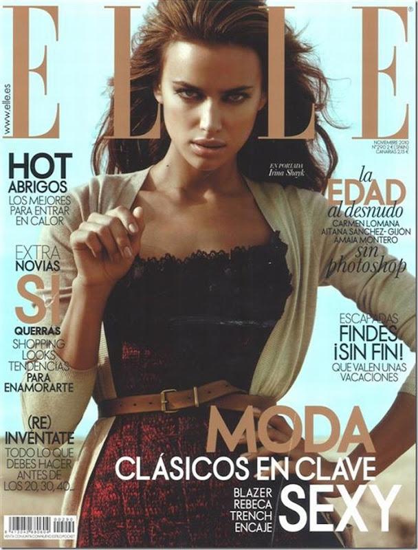 Elle Spain Nov 10