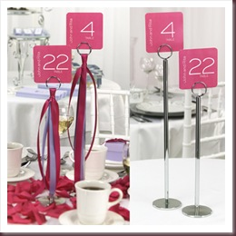 High Stand-Table-Numbers