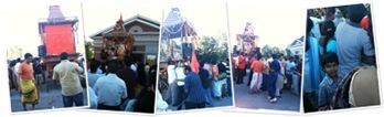 View साईं बाबा मंदिर - गुरु पूर्णिमा उत्सव