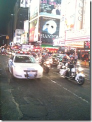 police at times sq