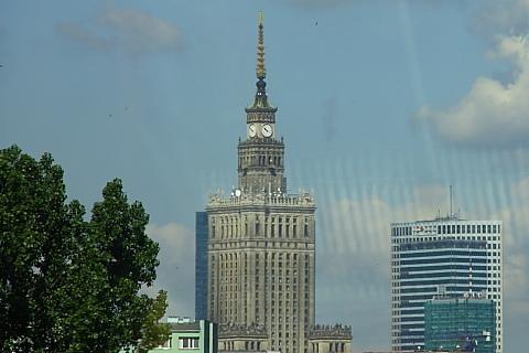 Pałac Kultury i Nauki (PKiN), Warszawa.
