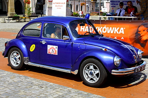 Volkswagen Typ 1 Garbus.