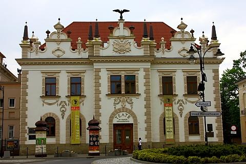 Teatr w Rzeszowie - miejsce zjazdu założycielskiego SL.