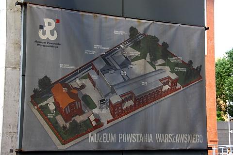 Muzeum Powstania Warszawskiego 1944.