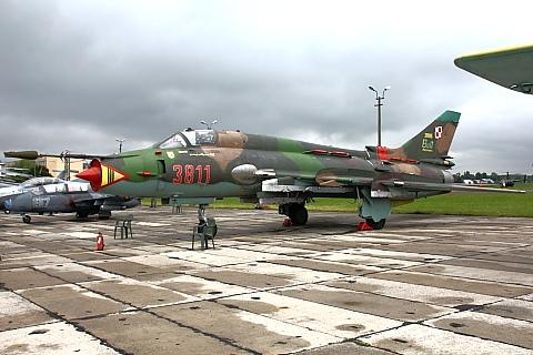 Suchoj Su-22M4 Fitter.
