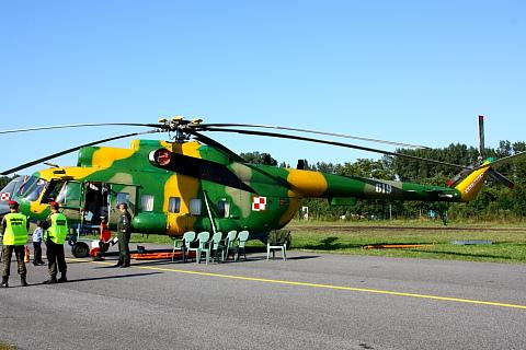 Mil Mi-8RL.