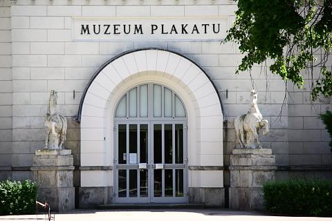 Muzeum Plakatu w Wilanowie, Warszawa.