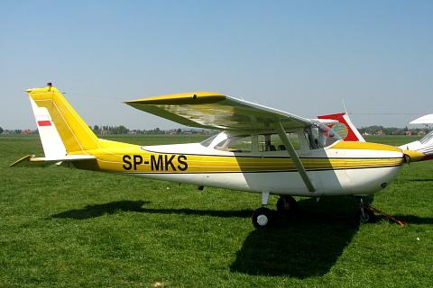 Cessna 172 Skyhawk.