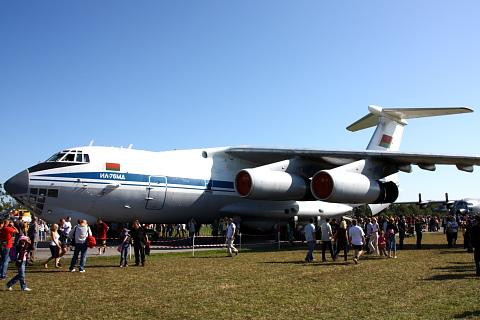 Iljuszyn Ił-76MD.