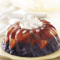 Red-White-and-Blue Berry Delight Recipe