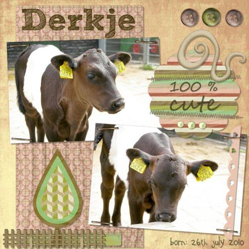 Derkje-100%-Cute