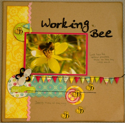 Working-Bee