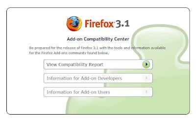 Mozilla アドオン互換性センター