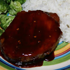 Sticky Pork Chops
